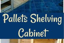 Pallet Shelving