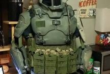 Airsoft load out