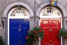 Doors. / by Angela Crisostomo