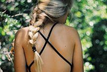 <hair>