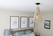 Bead chandelier how to make