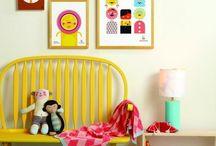 The Nursery / Ideas for Evey's room