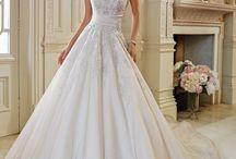 Aby panna młoda była piękna - suknie ślubne