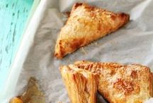 Pears & Apples Turnovers