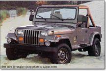 Jeep / 1989 Jeep Sahara, my first ride!
