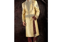 Heritage Collection Man's Royal Designer Suits / Royal Sherwani, Indian Pakistani Designer Sherwani Suits for man's