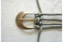 Knots belts