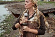 Vikings, Slavic's and Celts