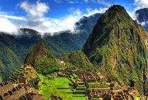 Future travels - South America
