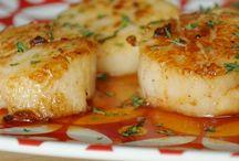 Seafood / by Kathleen Mathena