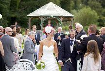 """Outdoor wedding ceremonies / Saying """"I do"""" outdoors, outdoor wedding ceremonies Cornwall & Devon"""