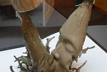 Ceramic art / Beautiful clay art