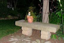 Garden sanctury / Landscaping, Garden sculptures, rockeries