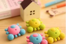Rubber Erasers