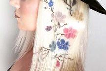 Hair for festivals