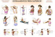 Sport & Exercices / Deporte y ejercicios