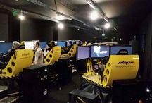 ellip6 à Nice = Racing Zone 4 simulateurs / Espace de simulation ellip6 à Nice.  126 avenue Léon Bérenger 06700 Saint Laurent du Var   04 93 19 02 49