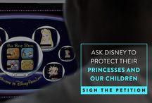 Disney Themed P*rn - #EnoughIsEnough