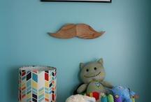 Nursery Ideas / by Gillian C.