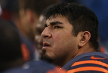 Roberto Garza / by Chicago Bears Pro Shop