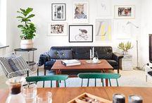 Livingrooms / Olohuoneet