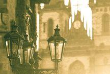 Prague, Ireland, South Africa / by Beth Cornacchio