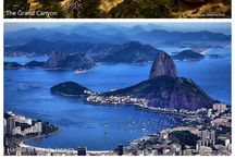 Seven wonders of the world -Natural