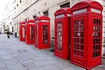 Inghilterra / Edifici e tradizioni inglesi