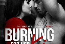 Serpent's Kiss Series / http://www.sherrihayesauthor.com/Serpent_s_Kiss_Series.html / by Sherri Hayes