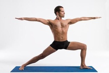 Virabhadrasana / Warrior / by Yoga