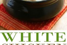 Soups, chilis and stews / From hearty soups to spicy chilis, find something for every winter day here!