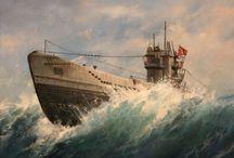 Military art ( paintings )