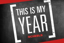 Back to School: This is my year. / Keeping you up to date on all of this seasons must-haves!  / by Scheels