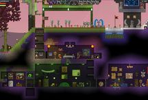 Starbound houses