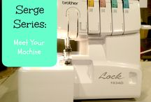Crafts (sewing - Serger)