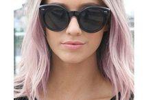 Colores para cabello