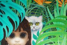 Margaret Keane 'big eyes'