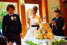 ケーキ飾花