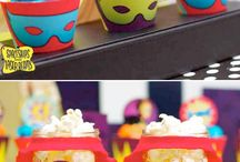 Super Hero Party Ideas / by Laura Huynh