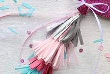 Crafts for Parties / by Sarah Thornton Laird