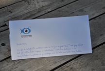 Handwritten communication