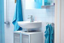 inspiracje mieszkanie - łazienka