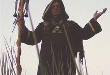 Маг колдун ведьмак ведун шаман Волшебник кудесник чародей ведун ведьмак
