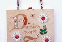 Vintage Handbags and Accessories / by 13th Muse Art - CoInspiration