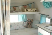Home is where you park it / Shasta Glamping