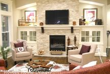 LIVING ROOM / Décor and design for the Living Room