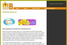 KNTV In the News / KickinNutrition.TV Press Coverage