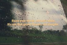 belajar:) / #rain #quotesofrain #tumblr #tumblrrainy