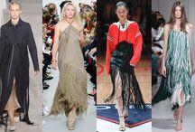 модные тенденции 2018