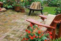 Deck yard patio / by Sheri Plumier
